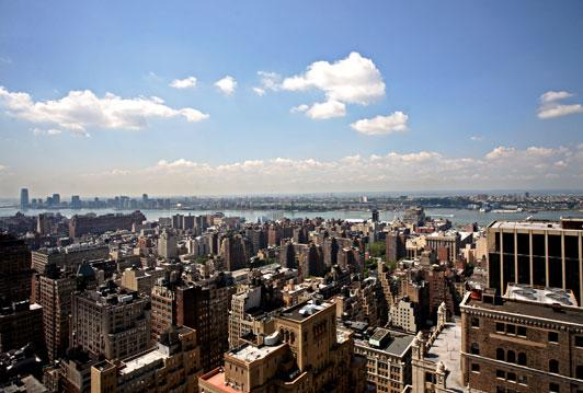 NYC Views from The Epic 125 West 31st Street