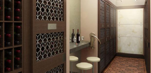 34 Leonard Street Wine Cellar - Manhattan Apartments for rent