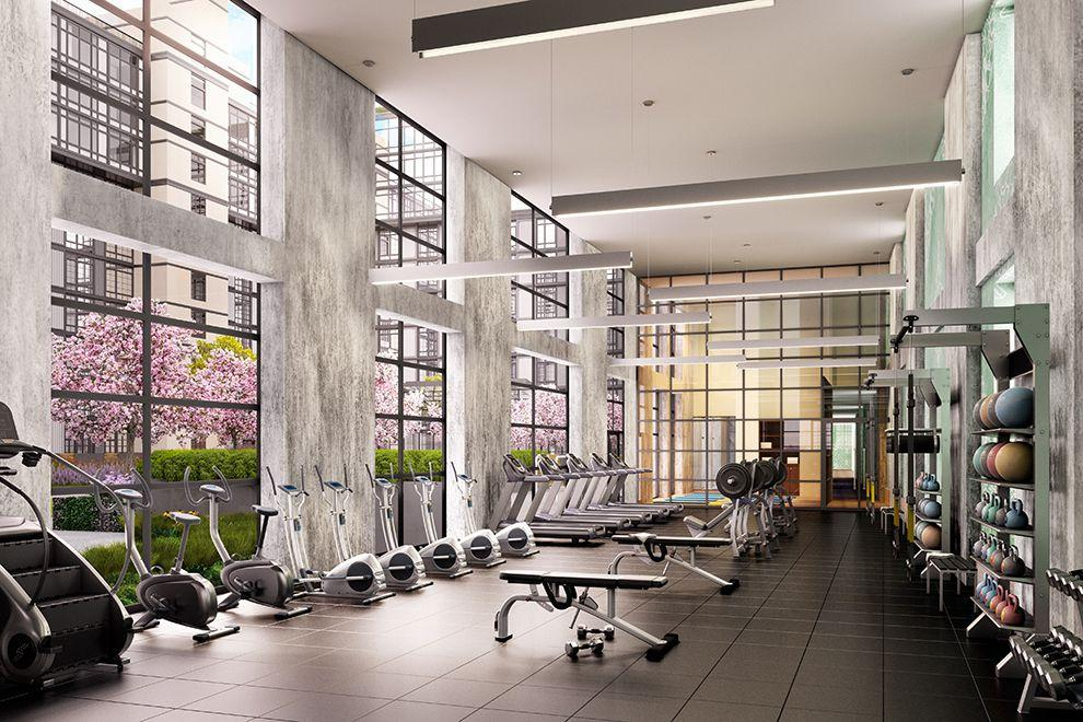 Rentals at 30-02 39th Avenue in Manhattan - Fitness Center