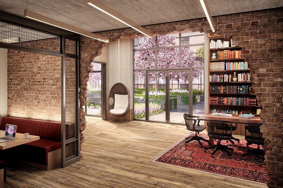 Rentals at 30-02 39th Avenue in Long Island City - Library