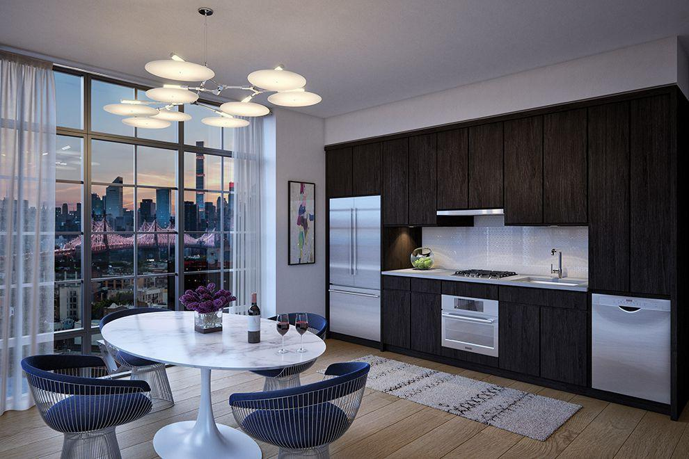 Open Kitchen at 30-02 39th Avenue in NYC - Apartments for rent