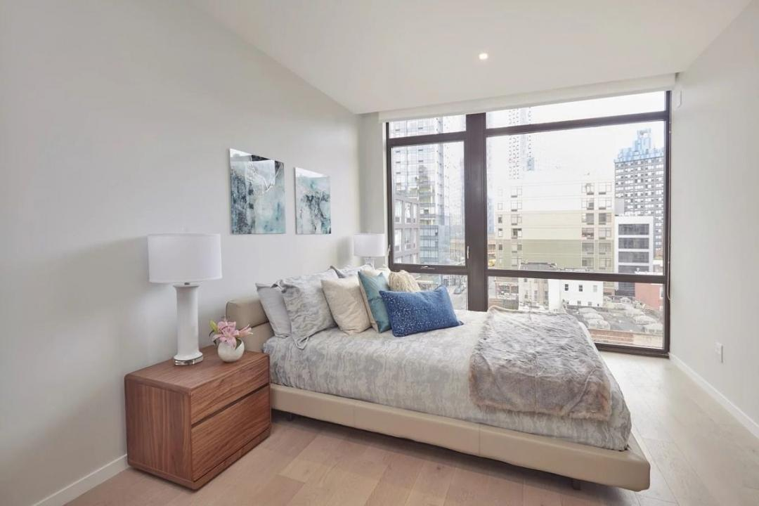 Bedroom at 24-12 42nd Road in Long Island City - Apartments for rent