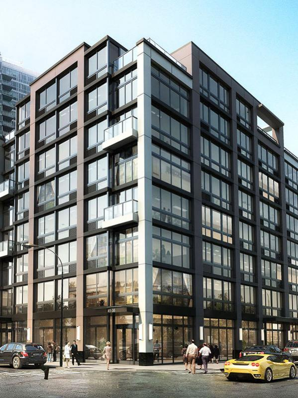 Apartments for rent at 24-12 42nd Road in NYC