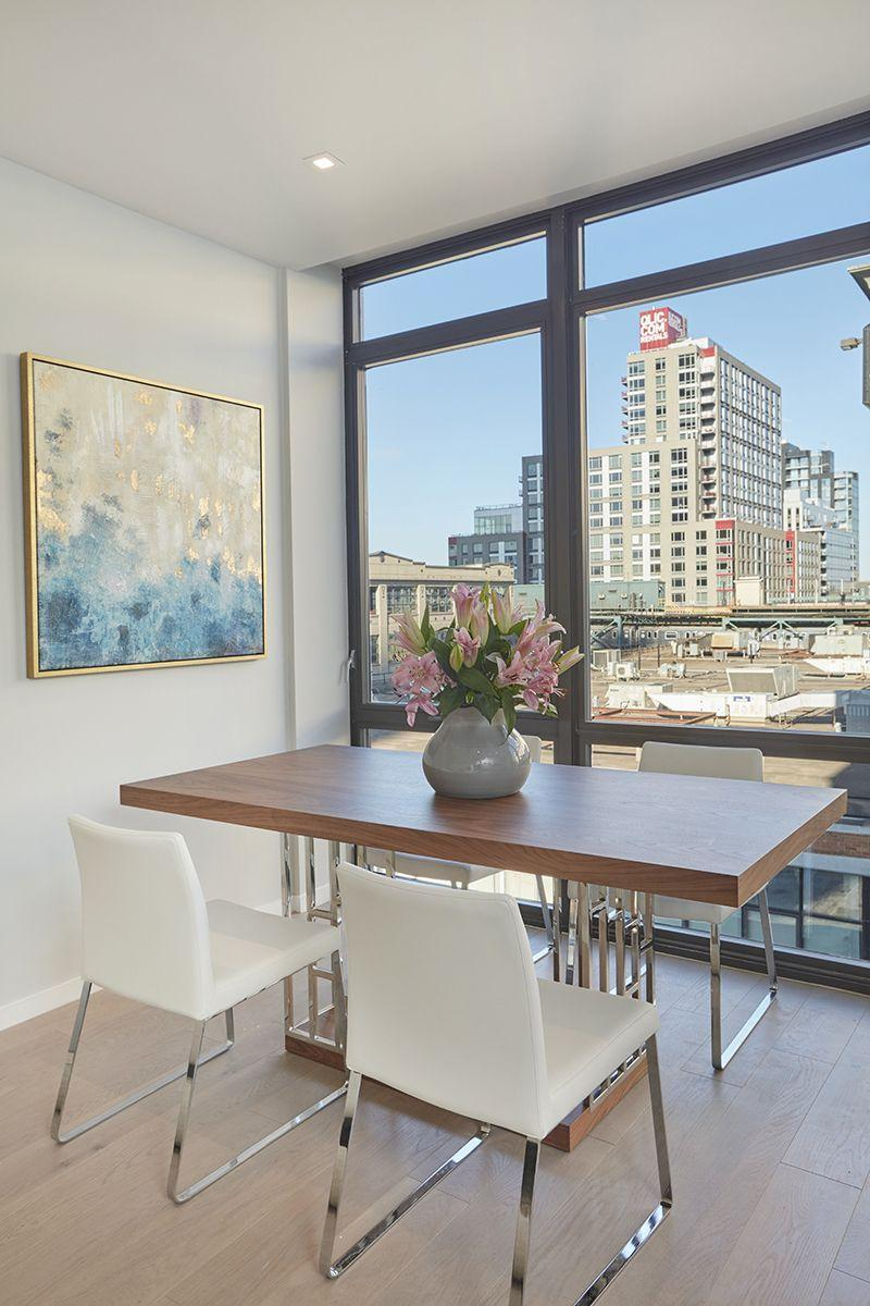 Lunchroom at 24-12 42nd Road in Long Island City - Apartments for rent
