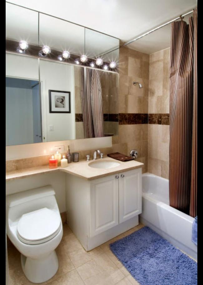 250 West 50th Street apartments for rent Bathroom