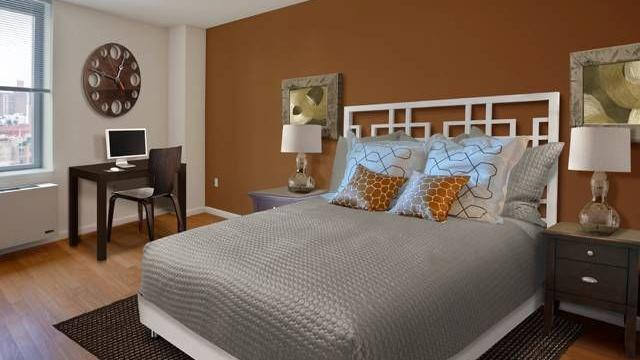 1 Morningside Drive Bedroom - Manhattan rental apartments