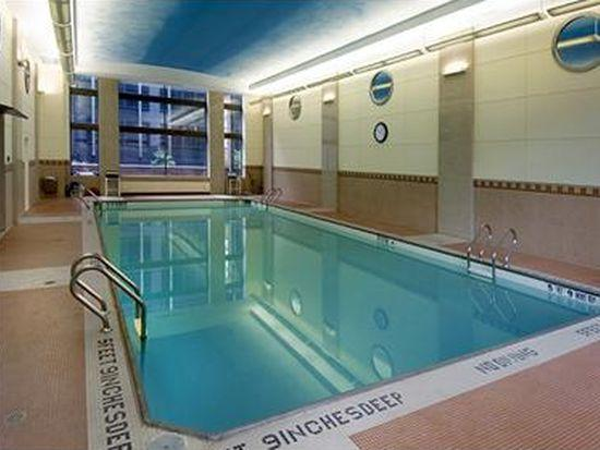Avalon Midtown West Swimming Pool - 250 West 50th Street apartments for rent