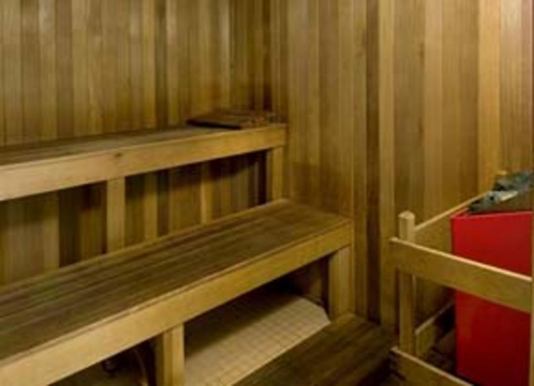 250 West 50th Street Sauna - Manhattan Rental Apartments