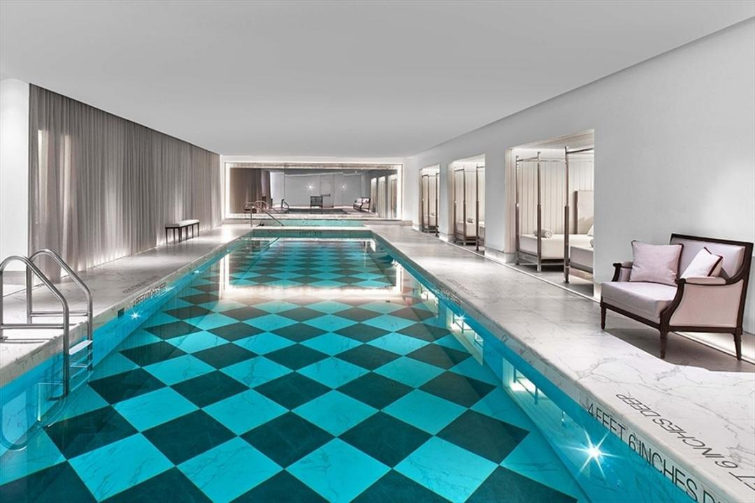 Apartments for rent at Baccarat Hotel and Residences - Swimming Pool