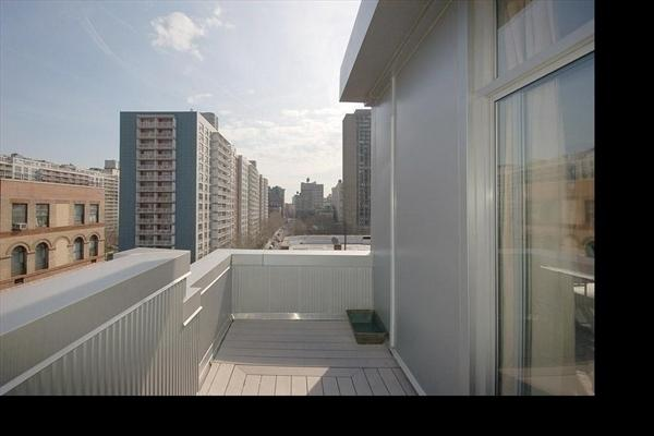 Balcony with View - 184 Thompson Rentals