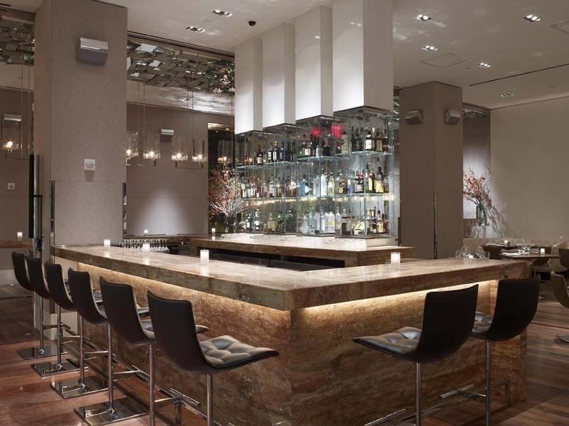 Bar at The Jumeirah Essex House - Central Park South Rentals