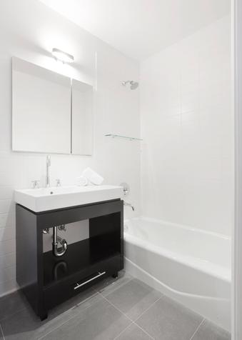 Bathroom- 25 Washington Street