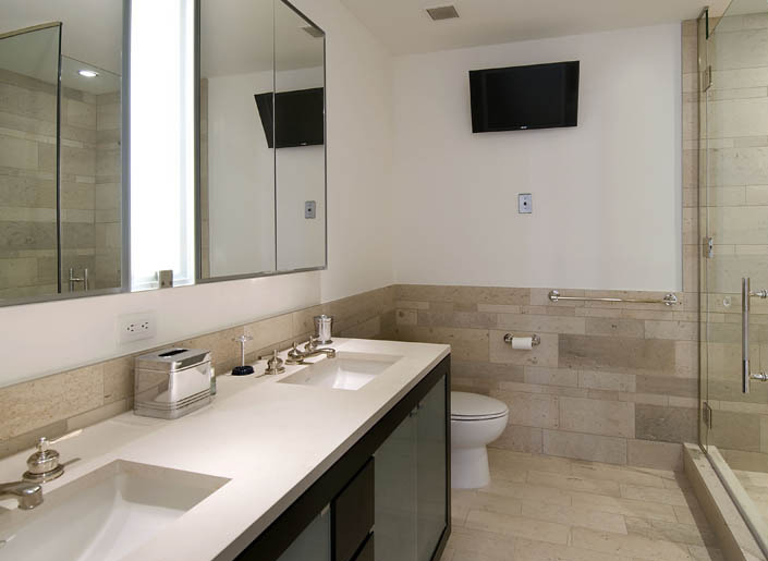 450 East 83rd Street NYC Condos – Bathroom at The Cielo