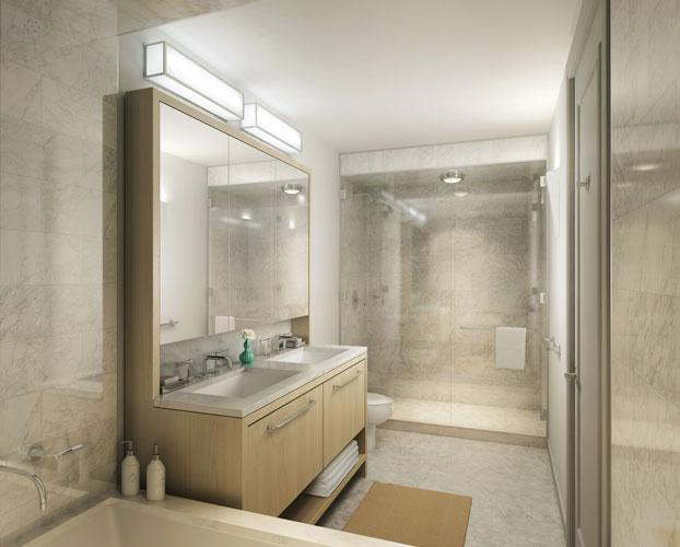 Bathroom- 101 West 87th Street-apartments for rent in nyc