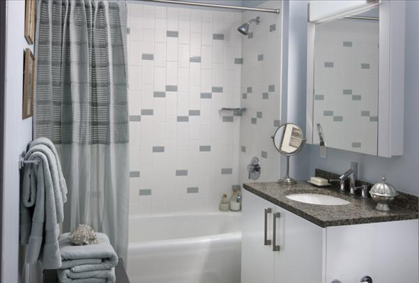 The Brooklyner Apartments for Rent - Bathroom