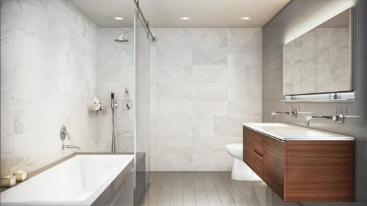 123 Third Avenue Bathroom - NYC Condos for Sale