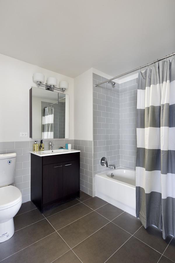 Bathroom - 389 Kent Avenue Condominiums Brooklyn
