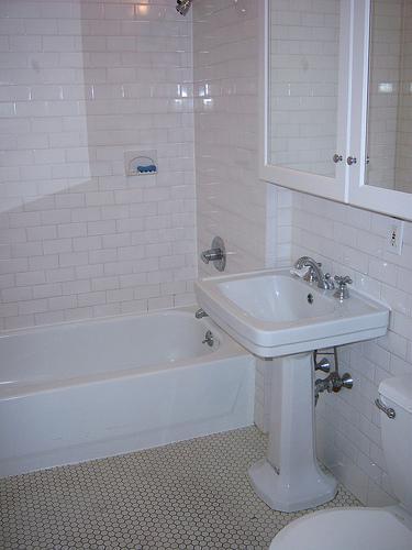 Tompkins Square Plaza apartments Bathroom
