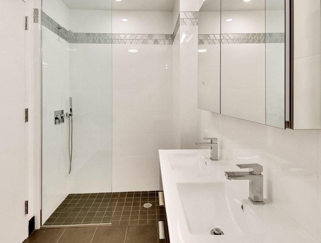 Bathroom at 241 Atlantic Avenue