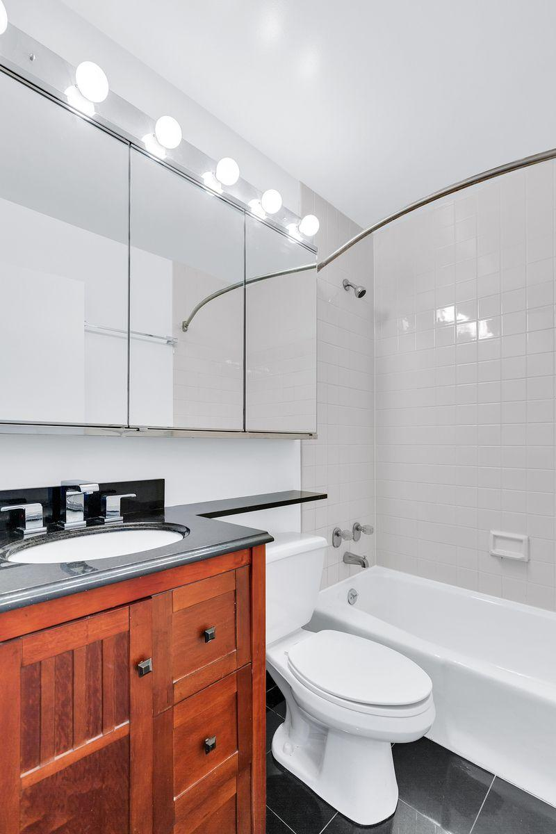 Bathroom at The Columbia - 275 West 96th Street