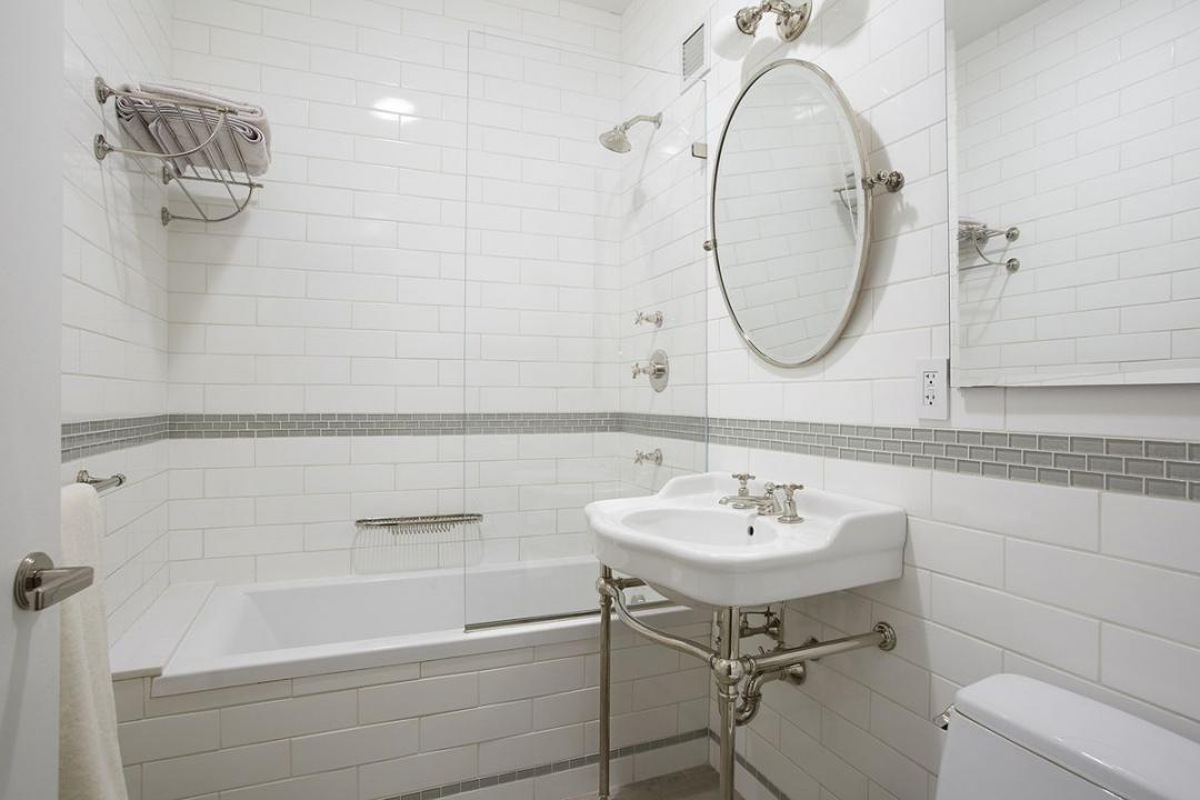 Bathroom at The Siena - 188 East 76th Street