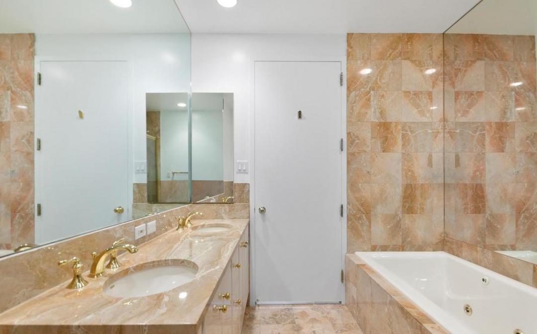 Bathroom at Trump International - 1 Central Park West