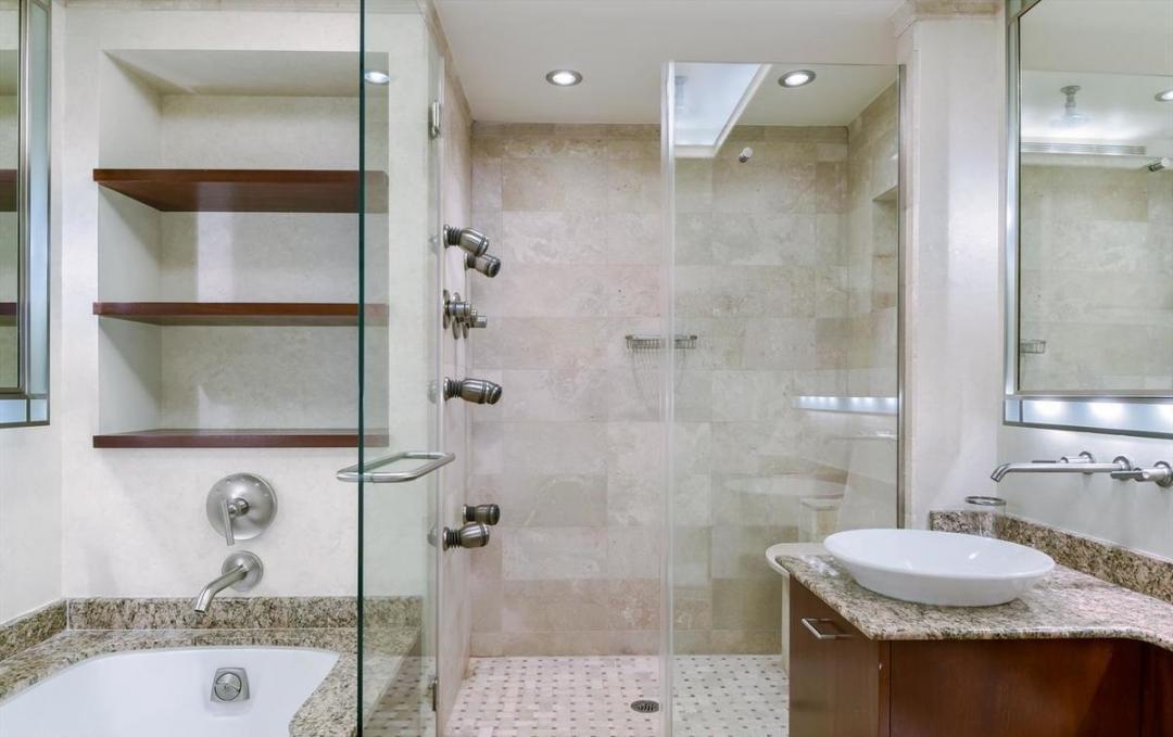 Bathroom at Trump Tower - 721 Fifth Avenue