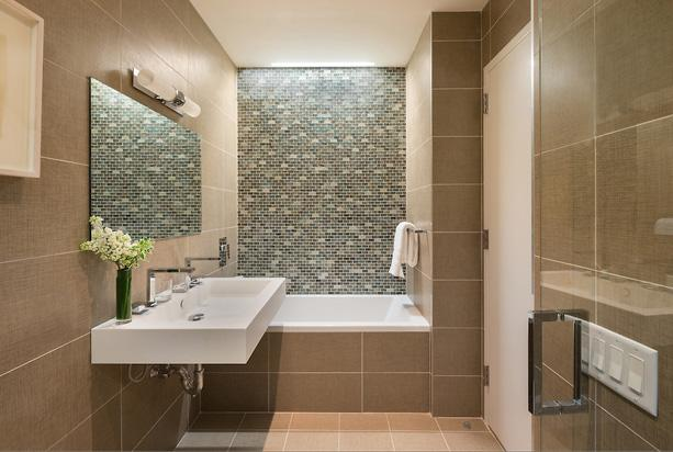 Bathroom- 22 Renwick Street- apartment for rent in Soho