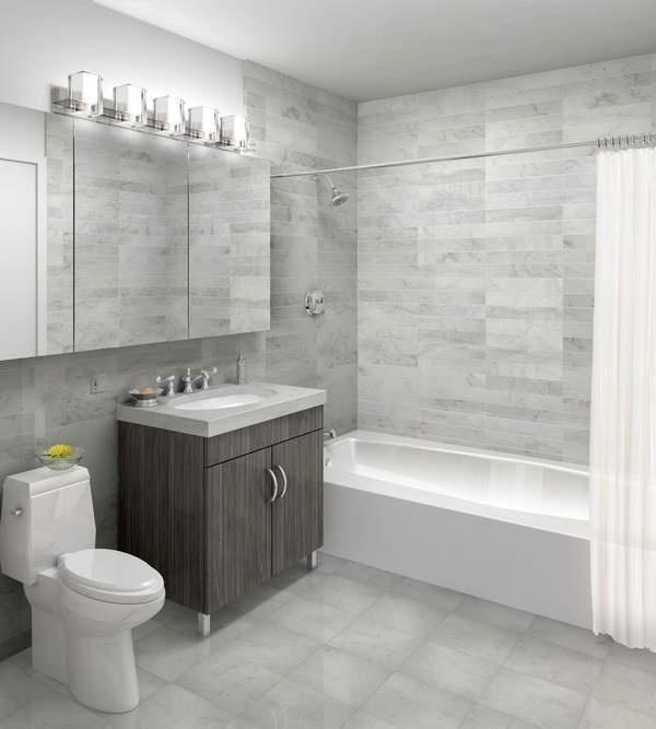 Bathroom - 257-277 Gold Street Rentals