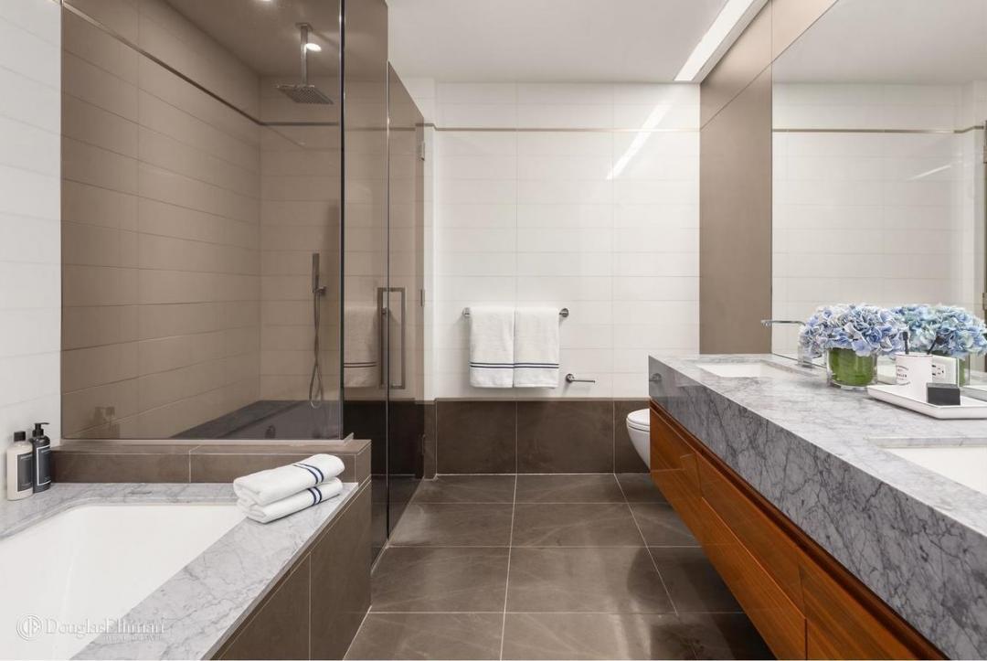 Bathroom at 400 Park Avenue South