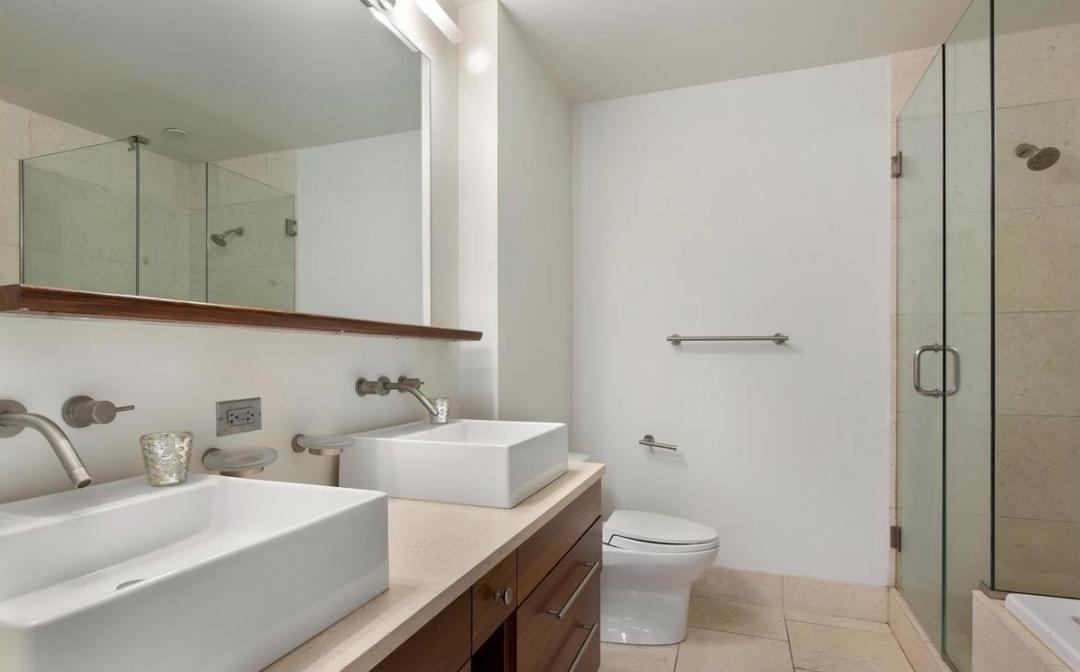 Bathroom at The Hudson Condominiums - 225 West 60th Street