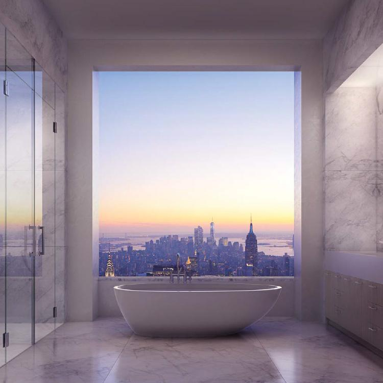 Bathroom- 432 Park Avenue