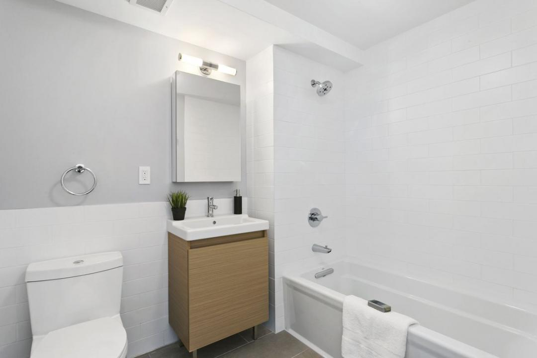 Bathroom at The Lawrence - 520 Parkside Avenue