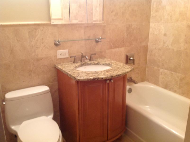 Bathroom - Upper West Side - Manhattan - New York City - Rentals