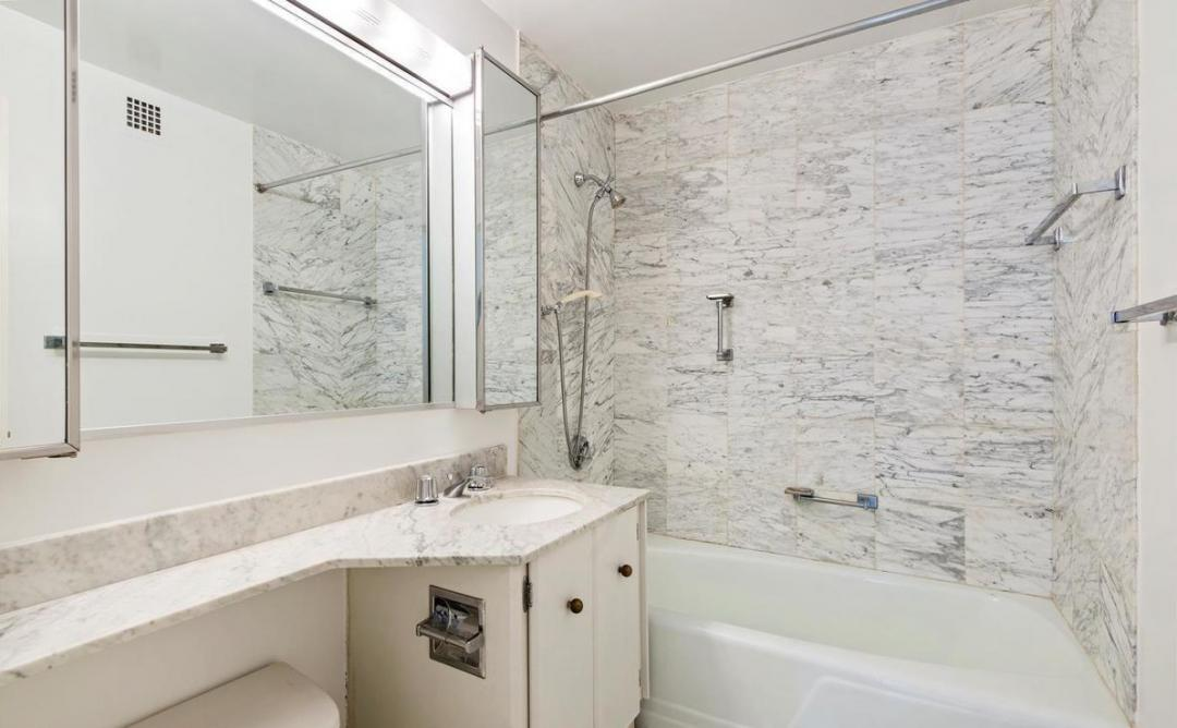 Bathroom at 900 Park Avenue