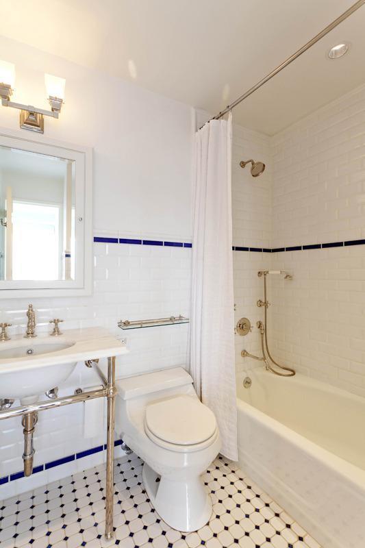Bathroom at 150 west 56th street  - Midtown West NYC