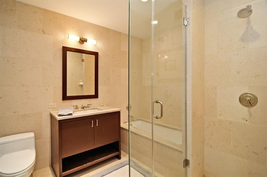 Bathroom - 100 Riverside Boulevard - Condominium for rent - NYC