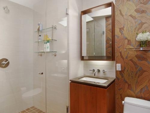 Element Condominium Bathroom - Upper West Side NYC Condominiums