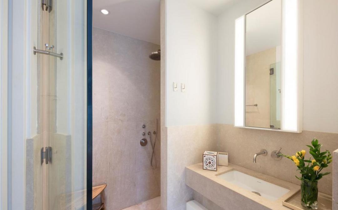Bathroom at Huys - 404 Park Avenue South