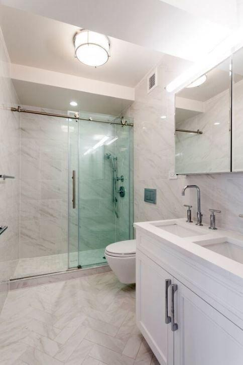 Bathroom at Lexington Towers - 160 East 88th Street