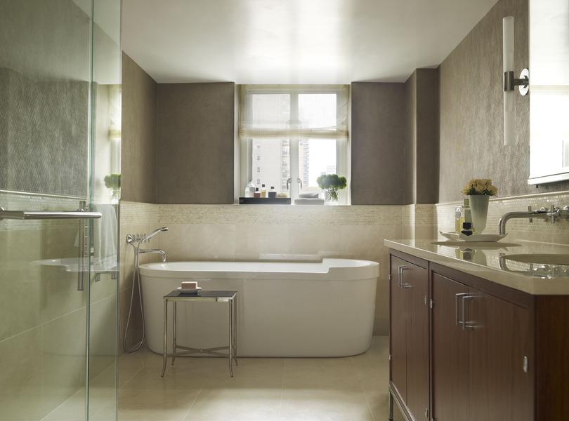 Manhattan House Bathroom - Luxury Rentals on the Upper East Side