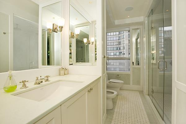 Bathroom - Metropolitan Tower - Midtown West Rentals