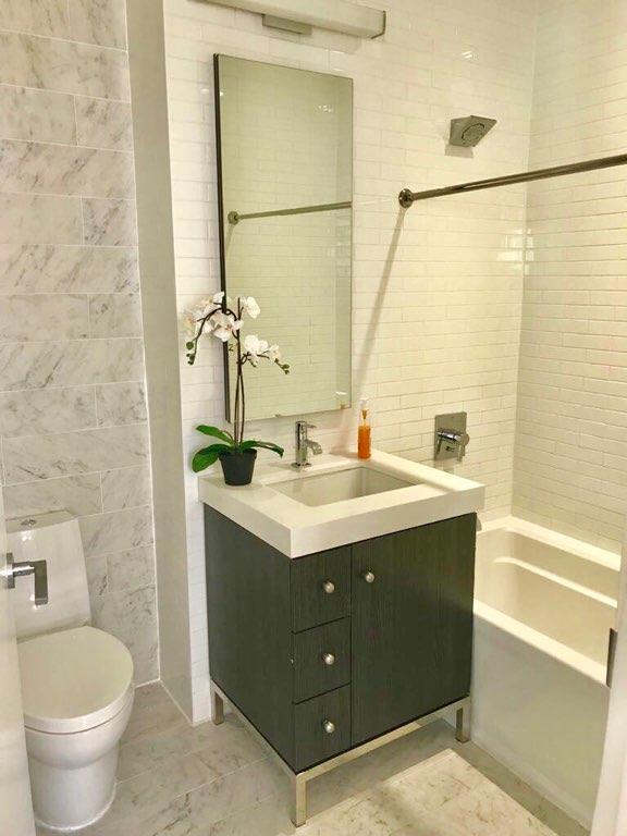 Bathroom at Nine52 - 416 West 52nd Street
