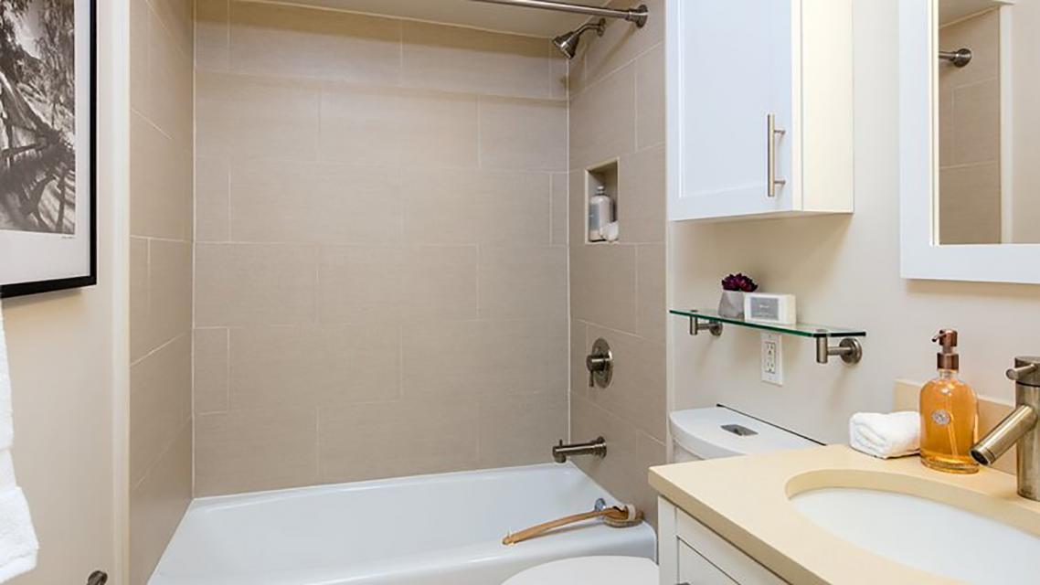 Bathroom at Renoir House - 225 East 63rd Street