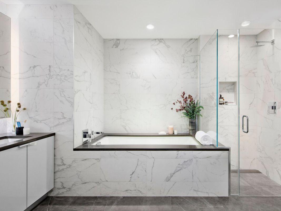 Bathroom at The Alyn - 152 East 87th Street