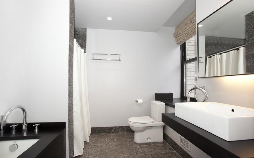 Bathroom - 20 Pine Street Rentals