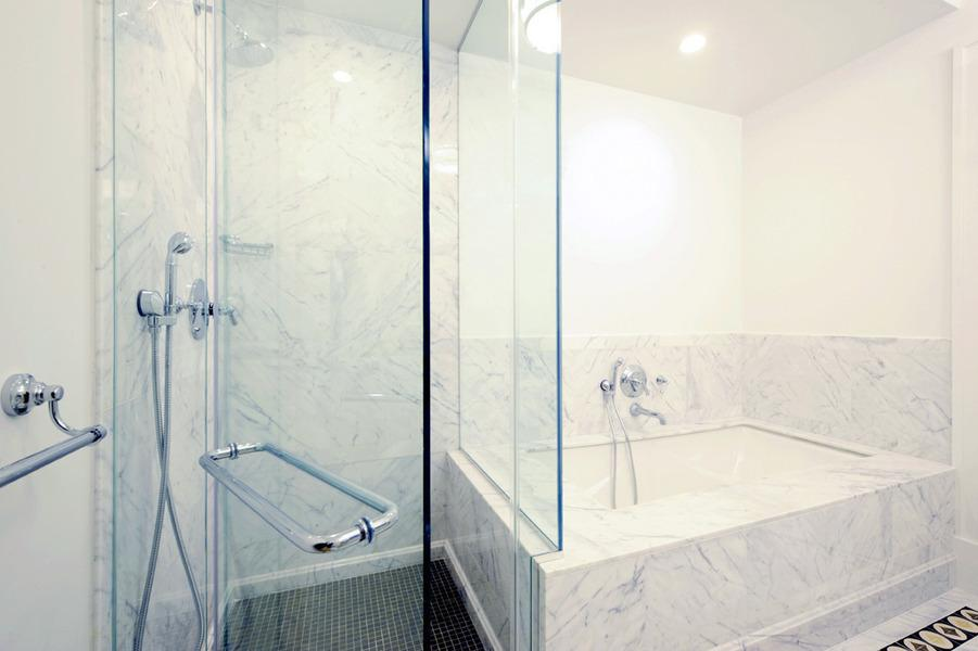 The Harrison Apartments -  205 West 76th Street - Bathroom