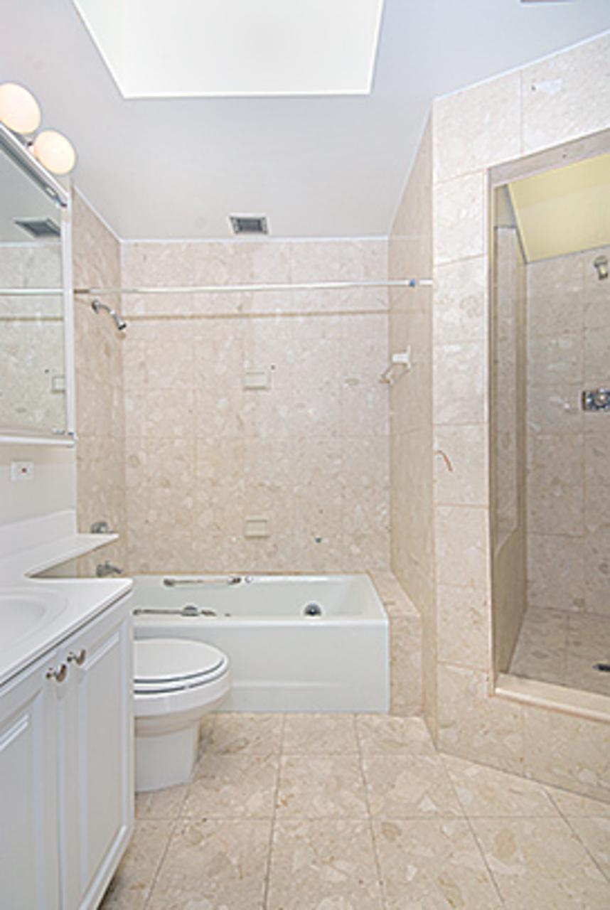 360 East 57th Street Bathroom - NYC Rental Apartments