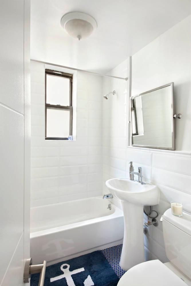 Bathroom - The Branson at Fifth - Luxury Rental Manhattan
