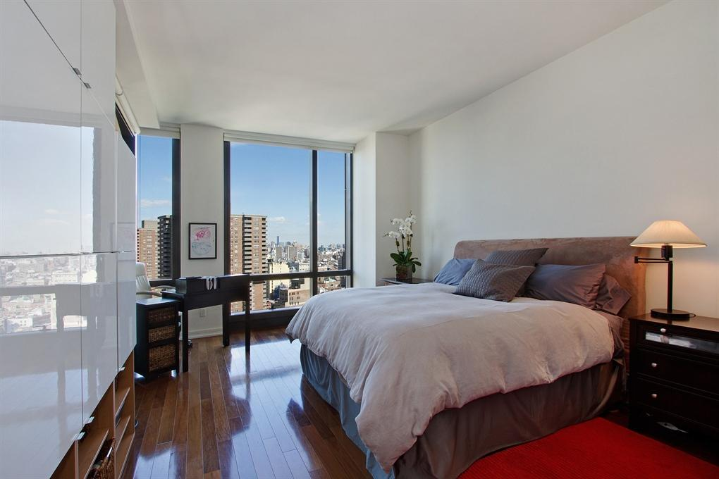 Bedroom - 101 Warren street - Tribeca
